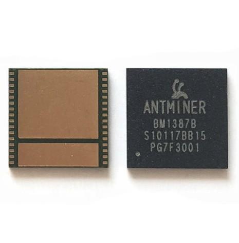 Чип  BM 1387b для  ANTMAINER S9 / S9i /S9j